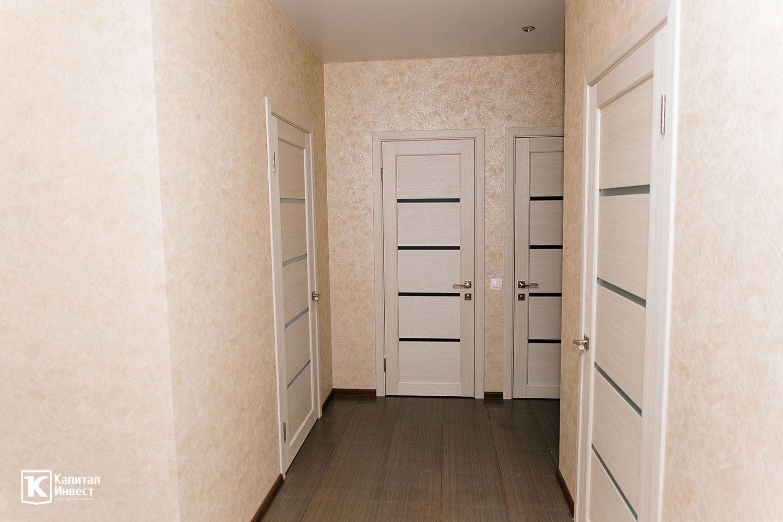 Видеопрезентация: 2-комнатная квартира №181 в ЖК Арена Парк