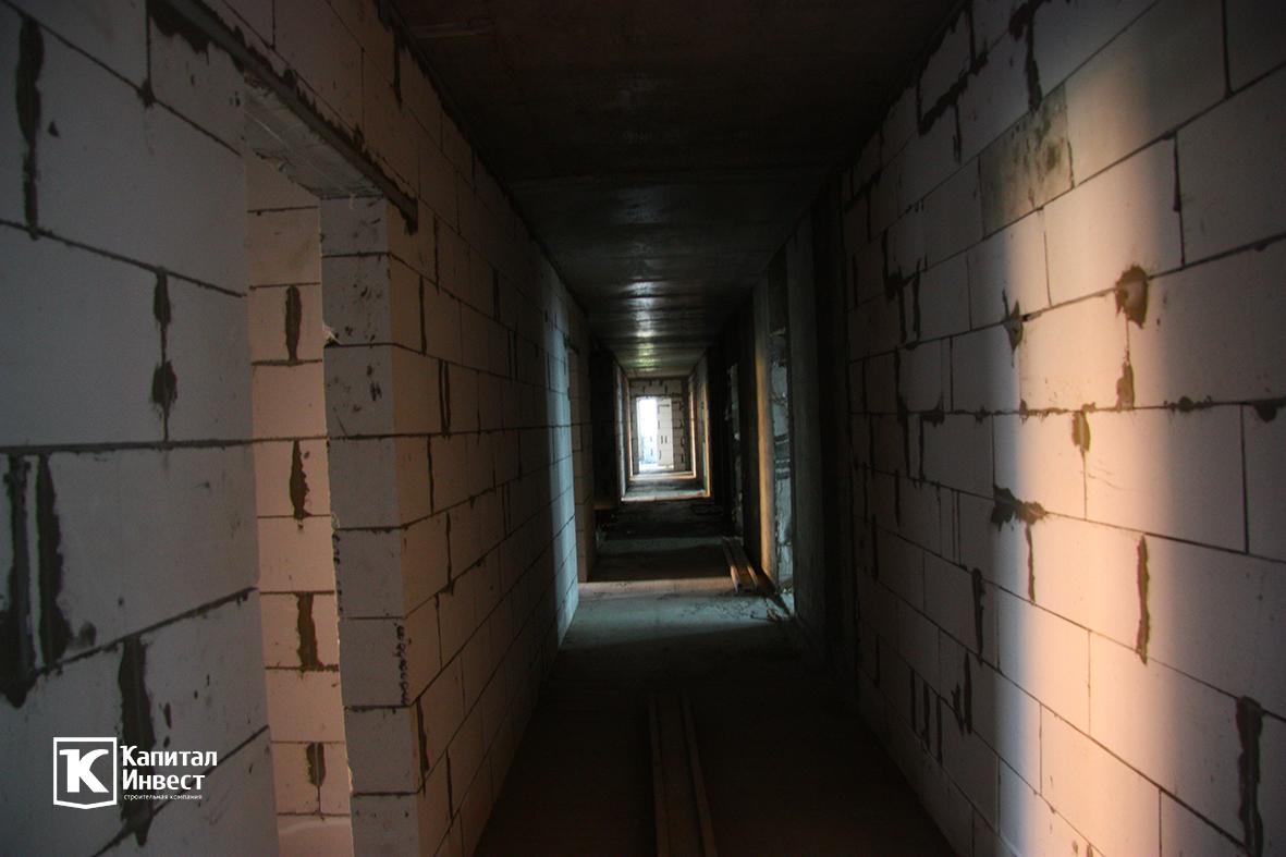 ЖК Грин Парк Литер 3. Фотоотчет август 2019.