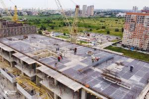 ЖК Грин Парк Литер 3. Фотоотчет июль 2020.