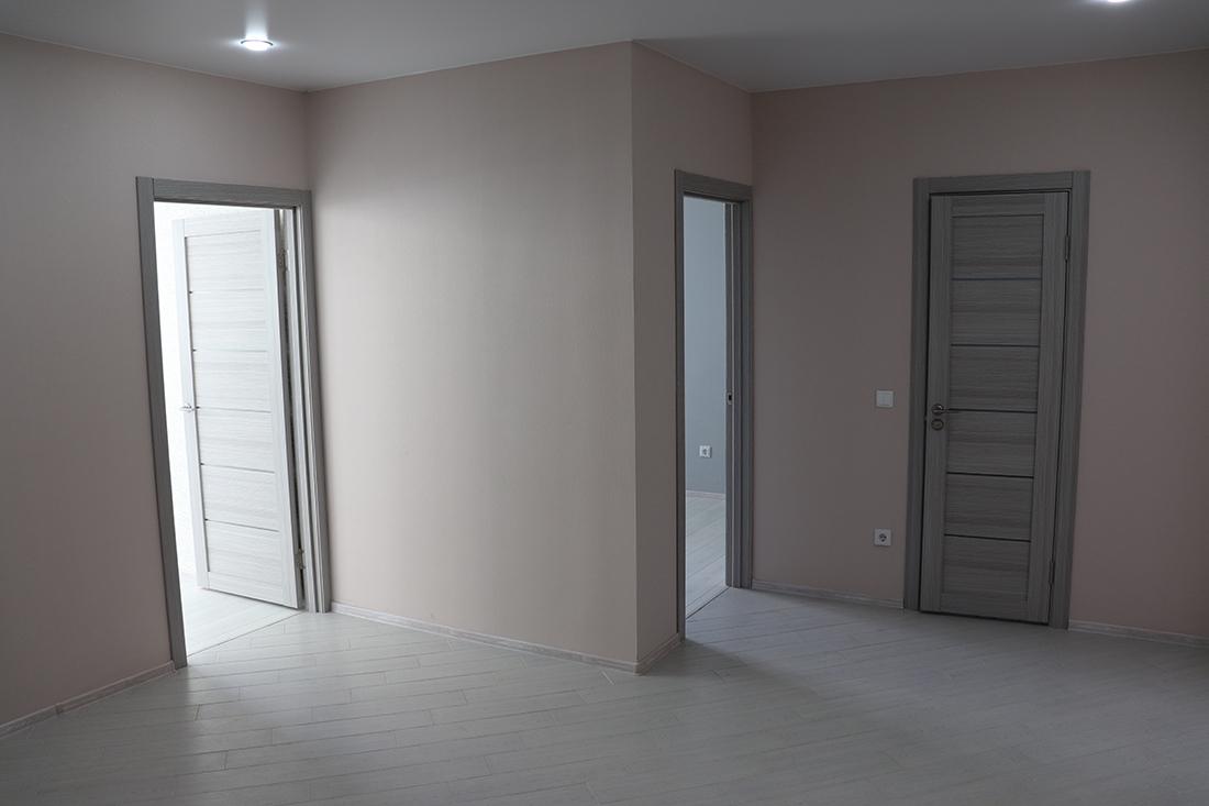 1комнатная квартира - 42,32  кв. м.
