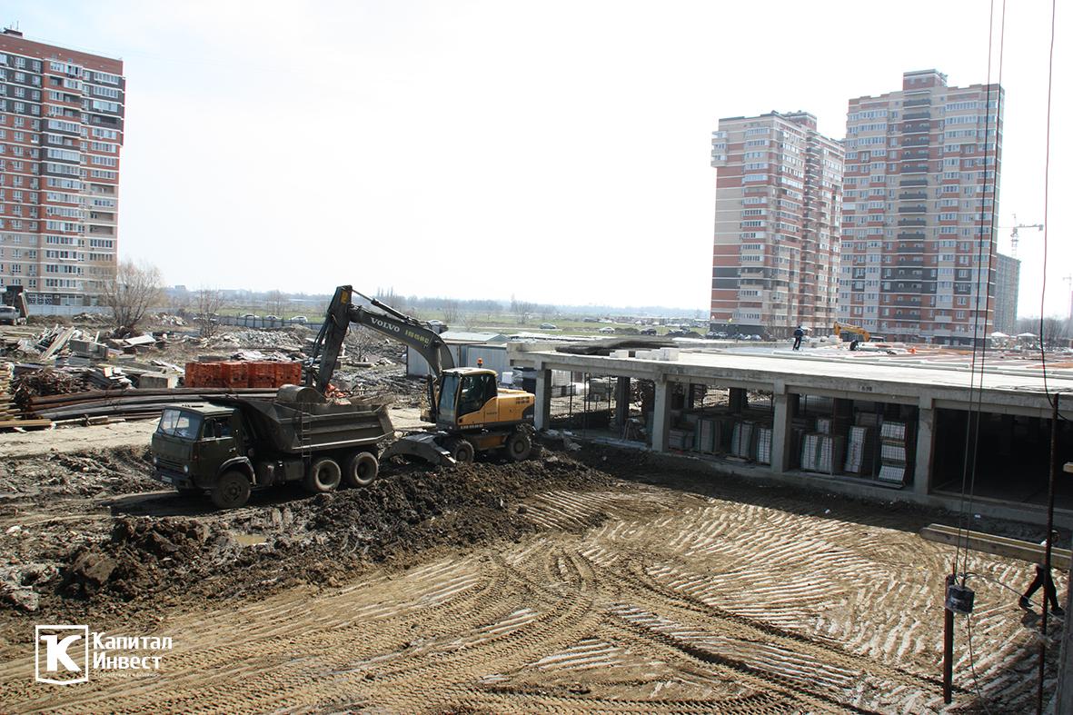 ЖК Грин Парк Литер 3. Фотоотчет март 2021.