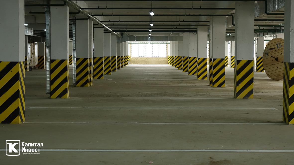 ЖК Грин Парк Литер 3. Фотоотчет сентябрь 2021.